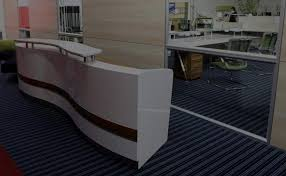 large size of office table used half round reception desk used reception desk nj used
