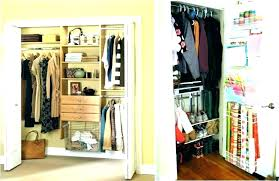 Small Bedroom Closet Organization Ideas Custom Decorating