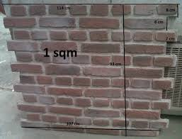 Painting Fake Brick Paneling Where To Buy Faux Brick Panels The Best Brick