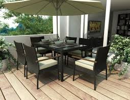 Marvelous Outdoor Restaurant Furniture Table Umbrella All Home