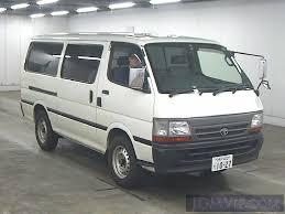 2000 TOYOTA HIACE VAN DX LH172V - https://jdmvip.com/jdmcars ...
