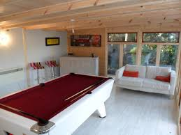 room room game. Pool Table With Bar And Sofa Room Game