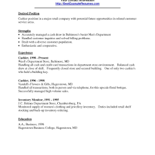 Resume For Cashier Job Fast Food Manager Job Description Restaurant Cashier Job with 19
