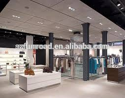 modern retail furniture. Modern Retail Clothing Store Fixtures For Clothes Display Showcase Design Furniture
