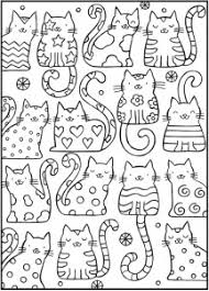 Small Picture Click Here For The Cat Sample Coloring Page Coloring Pages