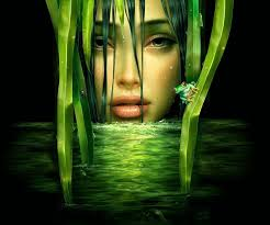 Top Class Android Wallpapers Hd Background Green Queen 3d Wallpaper