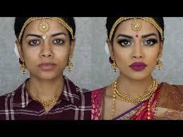 indian bridal makeup south indian