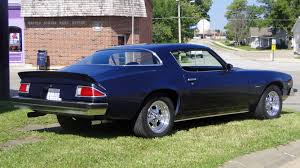 1976 Chevrolet Camaro | W72 | Dallas 2015