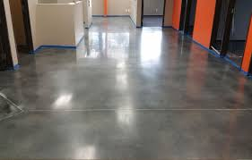 200 Grit Industrial Polish Custom Concrete Prep and Polish
