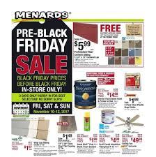 Menard Days Sale