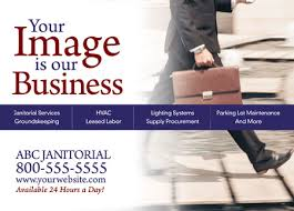 ad sample 19 brilliant cleaning services janitorial direct mail