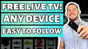 How to Watch FREE Live TV Online | Use It on Android, PC, Mobile, Laptop &  Fire TV Stick 4K! - YouTube