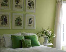 green room furniture. lovely pale green bedroom color scheme fresh white flowers bedding and sheer room furniture