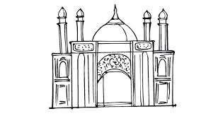 Eid Colouring Pages Eid Coloring Pages Radiokotha