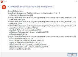 Debugger returns errors and GD Crash · Issue #849 · 4ian/GDevelop ...
