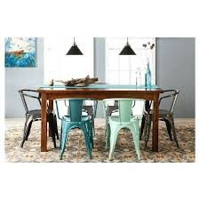 brilliant target chairs dining room metal dining chair set of 2 mint green target chairs dining room decor