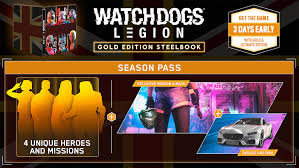 Complete Watch Dogs Legion Guide To Special Editions And