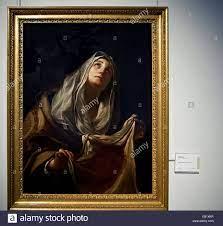 Mattia Preti (1613-1699) : Santa Veronica con il velo Foto stock - Alamy