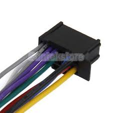 16pin car stereo radio replacement wire harness cable plug for 16pin car stereo radio replacement wire harness cable plug for pioneer 2350 4