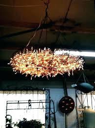 solar chandelier diy solar light chandelier