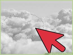 Cloud Photoshop 3 Ways To Create Clouds In Photoshop Wikihow