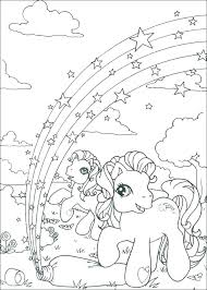 rainbow coloring pages free printable pre coloring worksheets