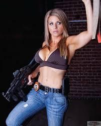 Fat girls with guns