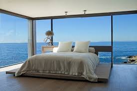 View In Gallery Modern California Bedroom With An Ocean View