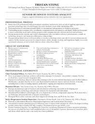 System Analyst Cover Letter 15 Terrific Cover Letter Examples For Business Resume Resume