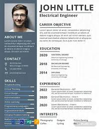 With the help of adobe cv stands for curriculum vitae which means course of life, latin. 12 Fresher Engineer Resume Templates Pdf Doc Free Premium Templates