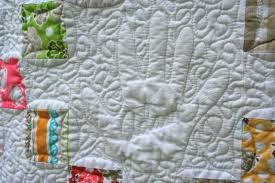 Beautiful Machine Quilting Designs for Baby Quilts & hand print Adamdwight.com