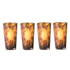 el jefe jaguar tall shot glass collectors covey