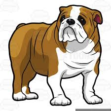 bulldog puppy clipart. Modren Bulldog Download This Image As And Bulldog Puppy Clipart R