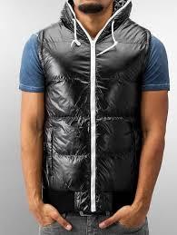<b>Urban Classics Куртка</b> / Безрукавка <b>Hooded</b> Bubble черный 65977