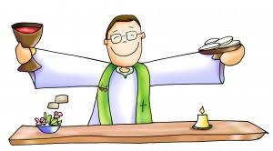 Resultado de imagen de 4 sacerdotes dibujo