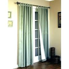 french door curtains ideas sheers curtain window treatment for sliding glass doors single