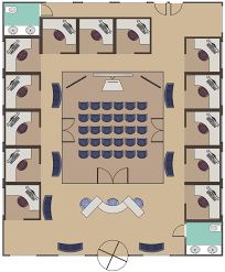 corporate office layout. Office Layout Plans Solution Conceptdrawcom Corporate E
