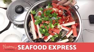 Saladmaster Seafood Express