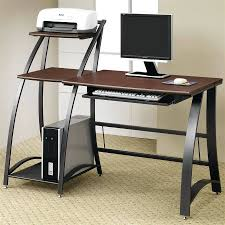 folding computer desk ikea furniture desks home office credenza table incredible wheels trends small uk with keyboard tray
