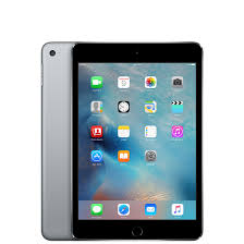 Refurbished iPad mini 4 Wi-Fi 32 GB – Space Grau - Apple (DE)