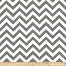 Premier Prints Zig Zag Twill Storm - Discount Designer Fabric - Fabric.com