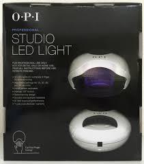 Opi Gel Light Opi Led Lamps Black Metal Vs White Lamp Vs Dual Cure