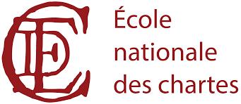 Ecole Nationale Des Chartes File Logo Ecole Nationale Des Chartes Svg Wikimedia Commons