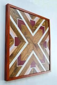 native american wall art native wall art native geometric design wood wall art by native american