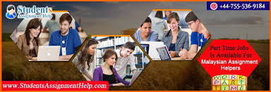 part time jobs is available for n assignment helpers part time jobs is available for n assignment helpers