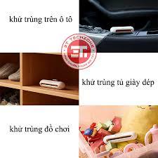 Eraclean Odor Eliminator - Máy khử mùi tủ lạnh - diệt khuẩn làm tươi thực  phẩm trong tủ lạnh [ Xiaomi Phân phối ] chính hãng 435,000đ