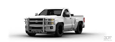 chevrolet trucks 2015 black. chevrolet silverado 1500 regular cab truck 2015 tuning trucks black