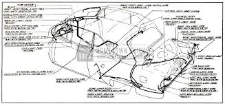 1953 buick wiring diagrams hometown buick 1953 buick body and hydro lectric wiring circuit diagram model 46c style 4367x