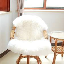 sheepskin rug d real genuine brand faux ikea cleaning