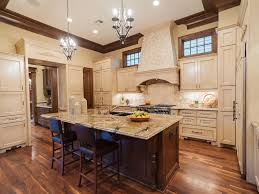 Custom Kitchen Island Amazing Eat In Kitchen Ideas With Rough Stone Custom Kitchen